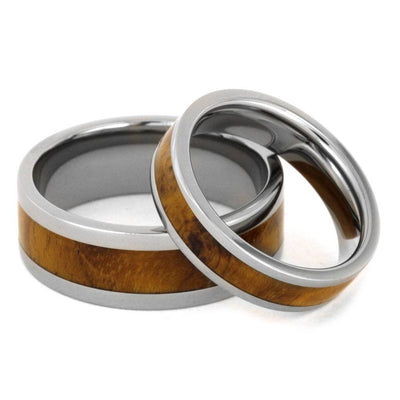 Teak-Burl-Titanium-Wedding-Rings(4)