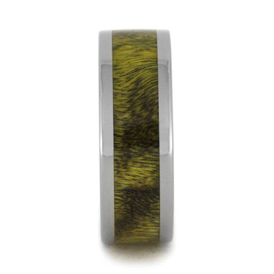 Colored Poplar Wood Yellow-Black Titanium(2)