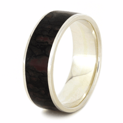 White Gold Ring For Men