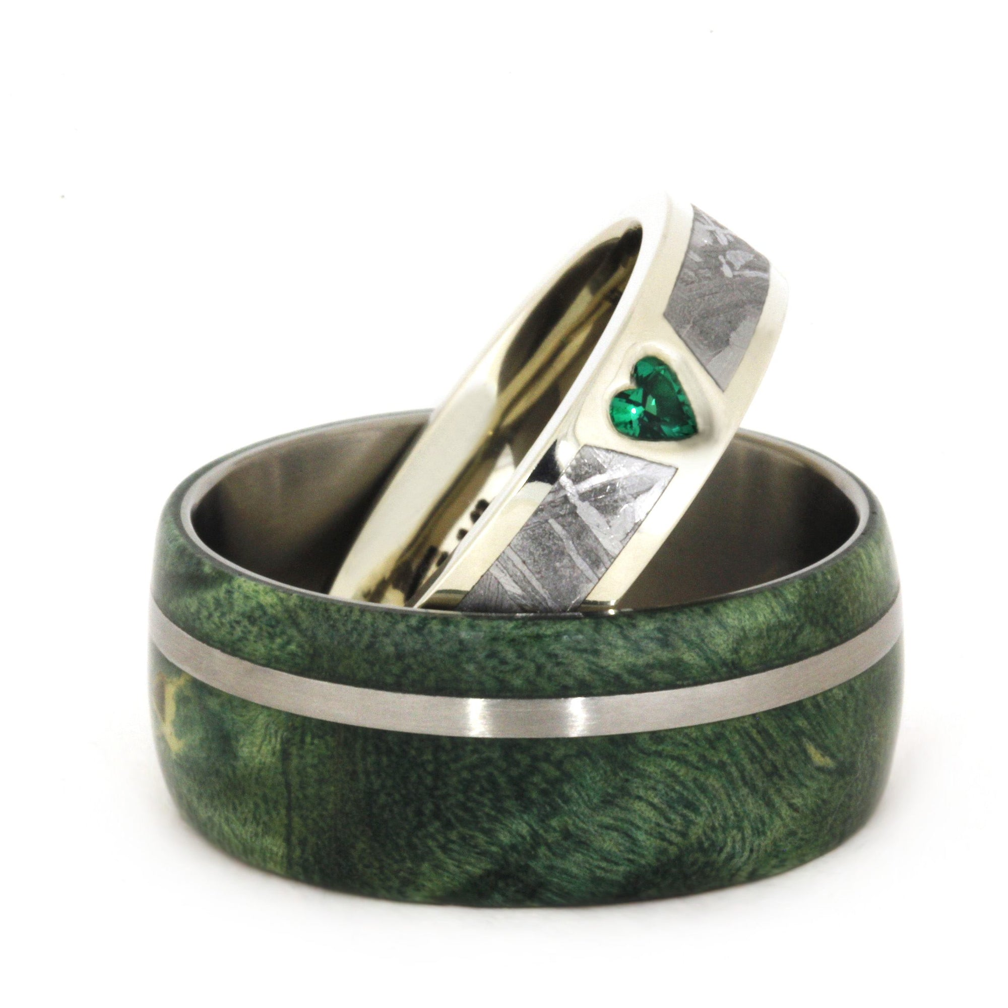 green mens a for wedding band products ring rings il womens fullxfull anvil gretna style handmade or