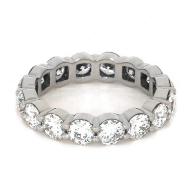 princess set products diamonds channel band cut platinum bands tw br eternity product