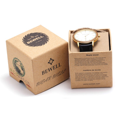 Bewell Watch Box