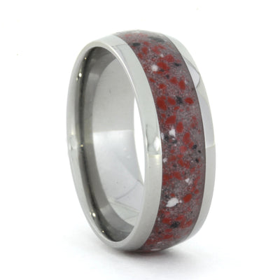 Concrete Rings, Beautiful Color Variations and Designs-1598 - Jewelry by Johan