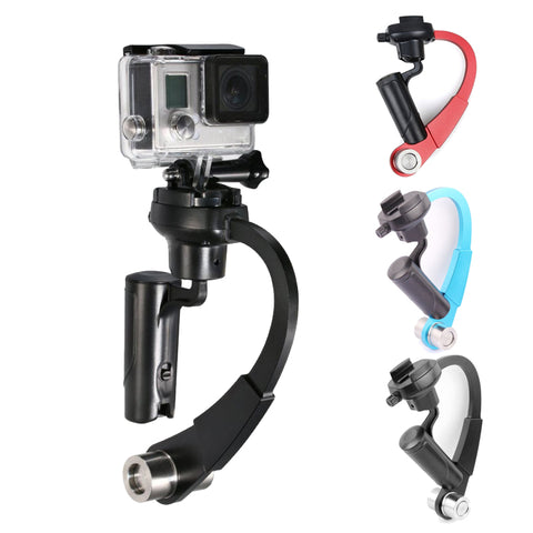 GOLDFOX MINI HANDHELD CAMERA STABILIZER