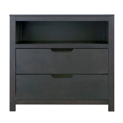 Karla DuBois Adjustable Combo Dresser in Chocolate Slate