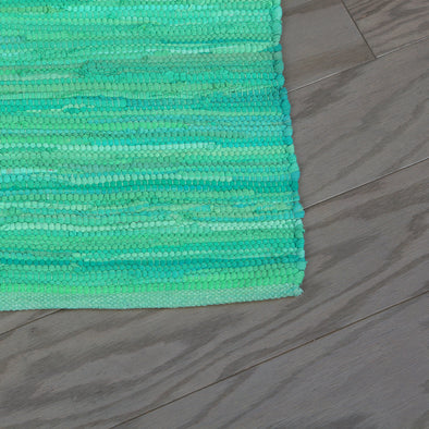 Shea Rug in Aqua Breeze