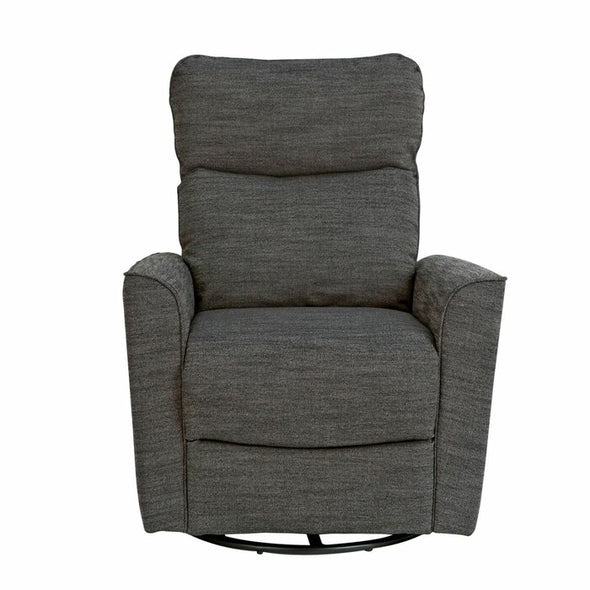 Soho Comfort Upholstered Swivel Glider
