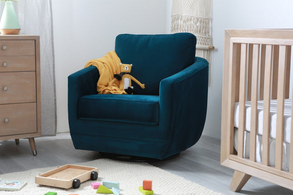 Gogh Swivel Glider Chair