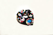 Sugar Skulls Soft Hair Bun -  Hair Accessories - Soft Hair Curlers - 1 inch Hair Rollers - My Easy Curls