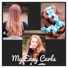 Soft Fabric Hair Rollers/ Hair Accessories / Fabric Hair Curlers - My Easy Curls