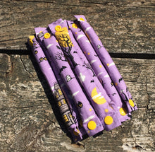 Halloween Fabric Hair Rollers/ Soft Fabric Rollers/Hair Curlers/Hair Accessories - My Easy Curls