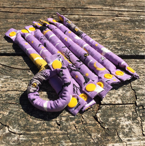 Outlet Halloween Fabric Hair Rollers/ Soft Fabric Rollers/Hair Curlers/Hair Accessories - My Easy Curls