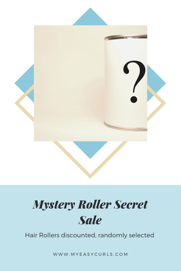 Mystery Box Cotton Hair Roller - My Easy Curls