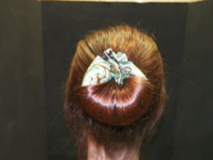 Neutral Hair Roller - Hair Bun Accessory - Hair Donut - My Easy Curls