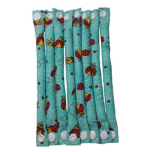 Love Bugs Fabric Hair Rollers/Hair Curlers/Hair Accessories - My Easy Curls