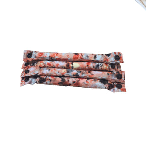 Autumn Colors of Fall Fabric Hair Rollers - Hair Curlers- Hair Accessories - My Easy Curls