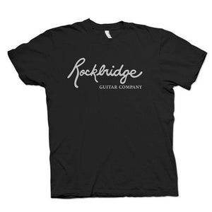 Rockbridge Logo Men's T-shirt - Black
