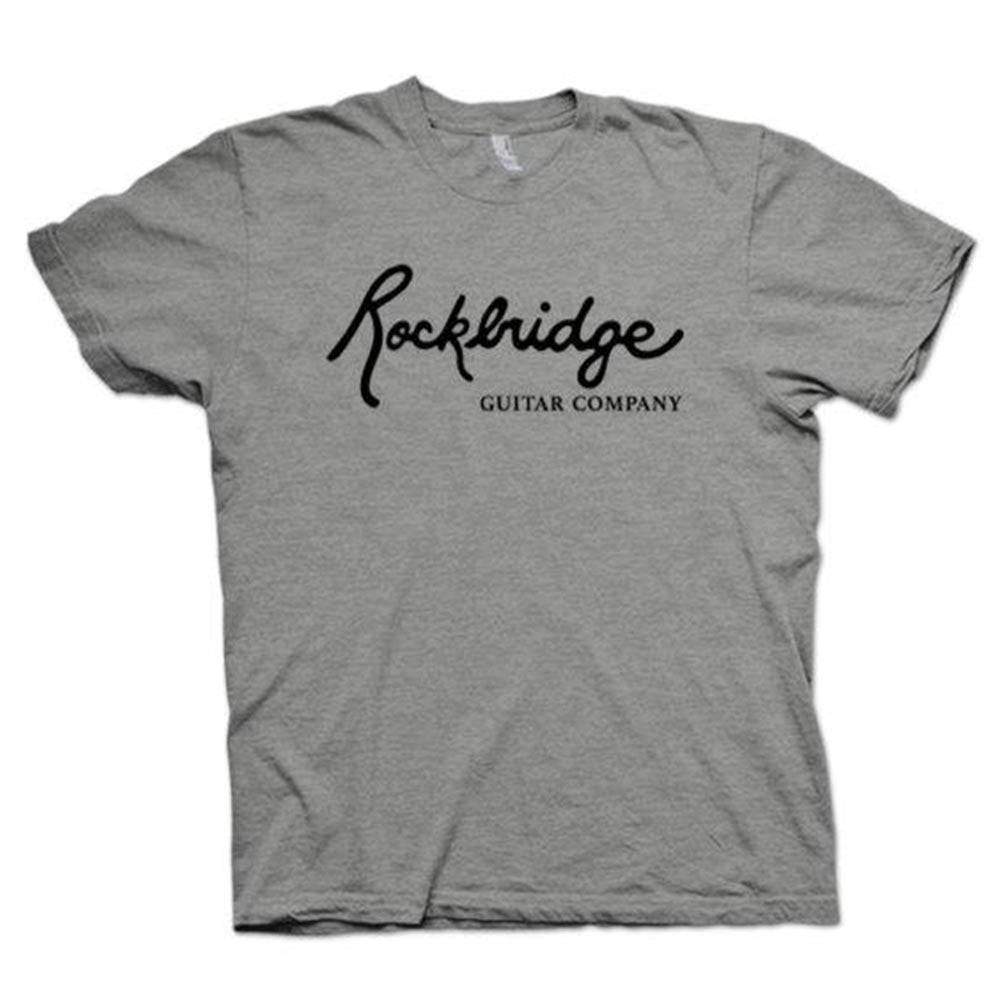 Rockbridge Logo Men's T-shirt - Gray