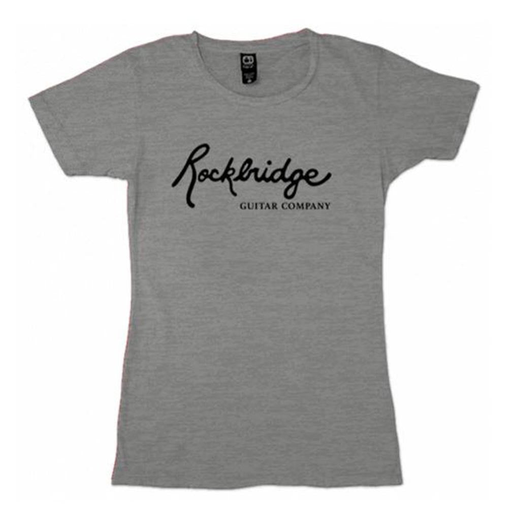 Rockbridge Logo Women's T-shirt - Gray