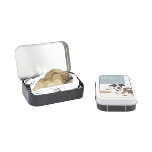 DogKrazyGifts - Bills Mint Tin - Part of the Jack Russell range available from Dog Krazy Gifts