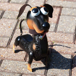 Dog Lover Gifts available at Dog Krazy Gifts – Bobble Buddies Dachshund, available at www.dogkrazygifts.co.uk