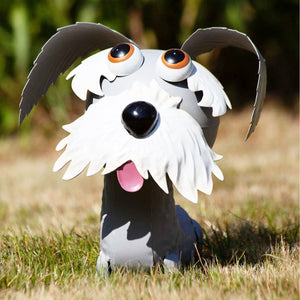 Dog Lover Gifts available at Dog Krazy Gifts – Bobble Buddies Schnauzer, available at www.dogkrazygifts.co.uk