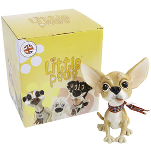 Dog Lover Gifts available at Dog Krazy Gifts - Pixie The Chihuahua - part of the Little Paws range available from DogKrazyGifts.co.uk