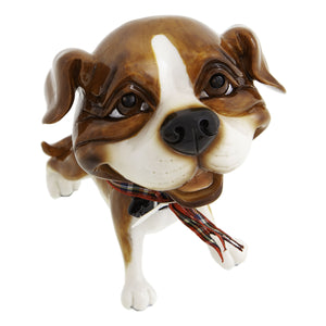 Dog Lover Gifts available at Dog Krazy Gifts - Stan The Staffy - part of the Little Paws range available from DogKrazyGifts.co.uk