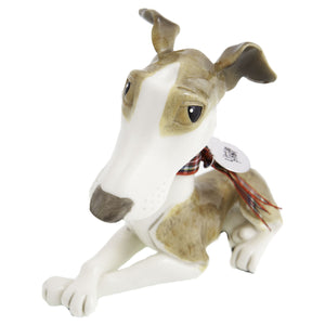 Dog Lover Gifts available at Dog Krazy Gifts -Twiggy The Whippet - part of the Little Paws range available from DogKrazyGifts.co.uk