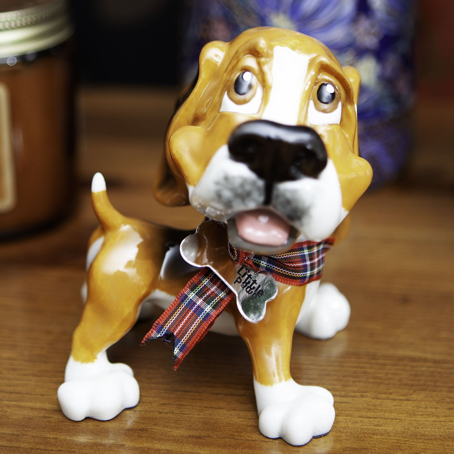 Dog Lover Gifts available at Dog Krazy Gifts - Baxter The Beagle - part of the Little Paws range available from DogKrazyGifts.co.uk