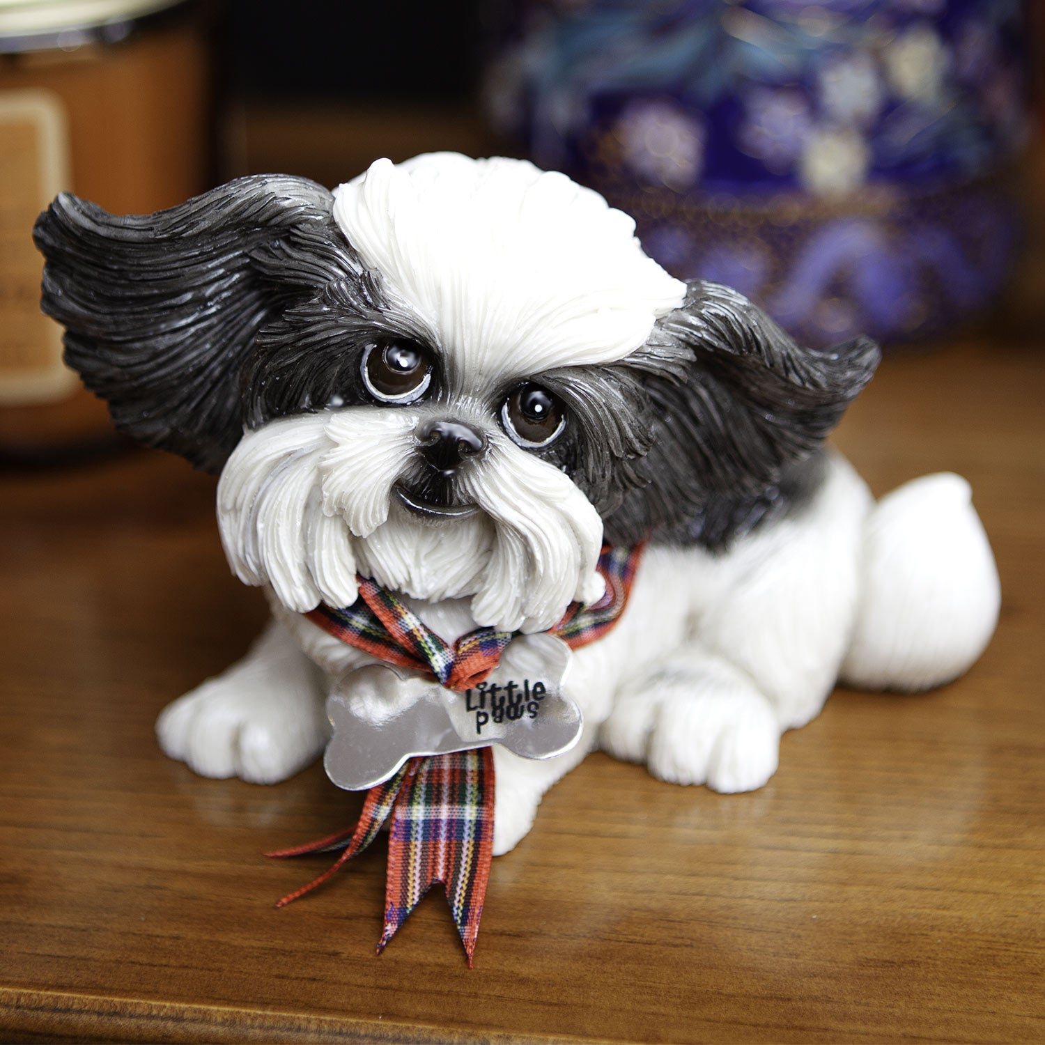 Dog Lover Gifts available at Dog Krazy Gifts - Oreo The Shi Tzu - part of the Little Paws range available from DogKrazyGifts.co.uk