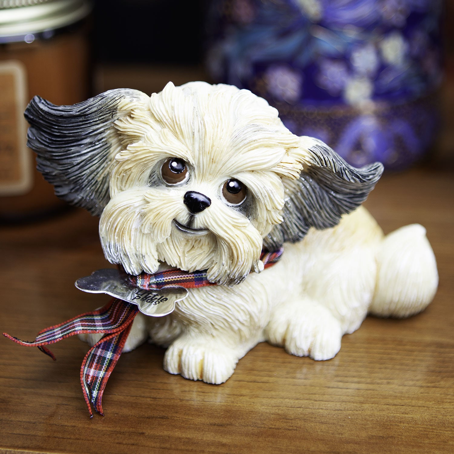 Dog Lover Gifts available at Dog Krazy Gifts - Gizmo The Shi Tzu - part of the Little Paws range available from DogKrazyGifts.co.uk