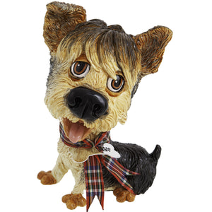 Dog Lover Gifts available at Dog Krazy Gifts - Duchess The Yorkshire Terrier - part of the Little Paws range available from DogKrazyGifts.co.uk