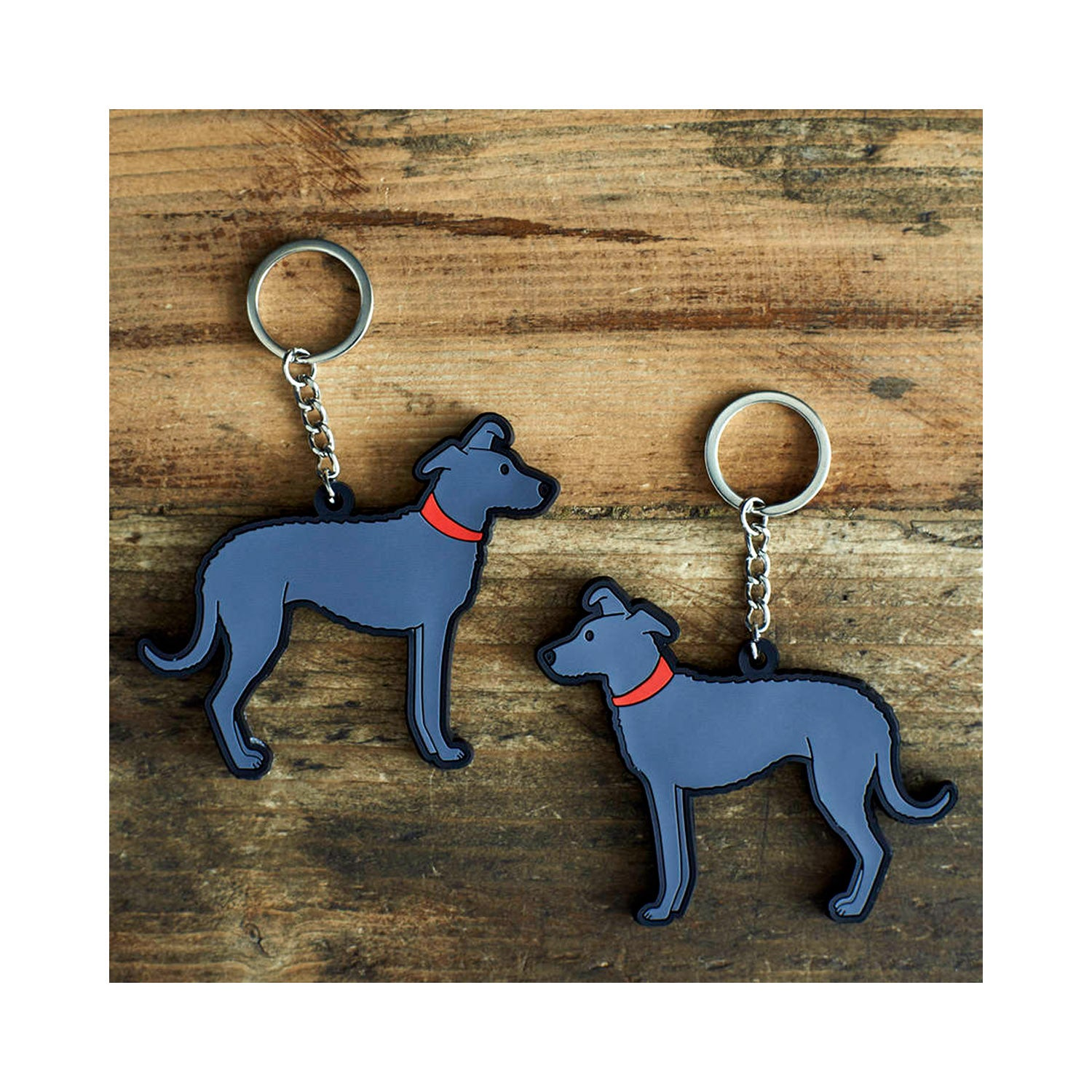 Dog Lover Gifts available at Dog Krazy Gifts - Arthur The Lurcher - part of the Sweet William range available from Dog Krazy Gifts