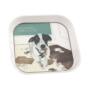 DogKrazyGifts - Bill Trinket or Mug Tray - Part of the digs & manor range available from Dog Krazy Gifts