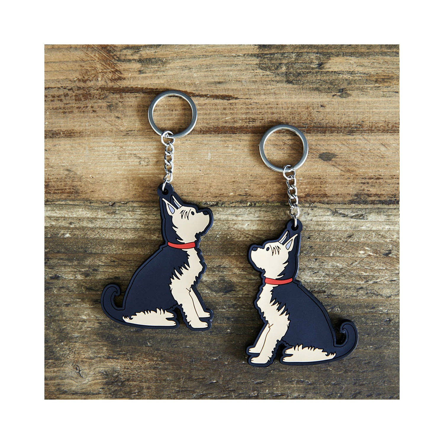 Dog Lover Gifts available at Dog Krazy Gifts - Ella The Yorkshire Terrier Keyring- part of the Sweet William range available from Dog Krazy Gifts