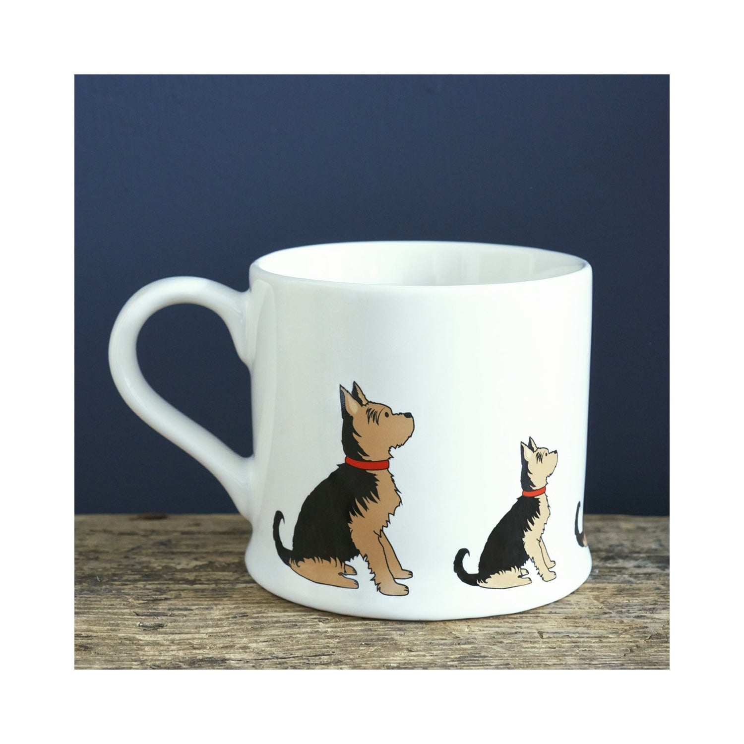 Dog Lover Gifts available at Dog Krazy Gifts - Ella The Yorkshire Terrier Mug - part of the Sweet William range available from Dog Krazy Gifts