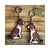 DogKrazyGifts - Gaby the Liver & White Springer Spaniel Keyring - part of the Sweet William range available from Dog Krazy Gifts