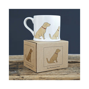 Dog Lover Gifts available at Dog Krazy Gifts - Noah The Golden Retriever Mug - part of the Sweet William range available from Dog Krazy Gifts