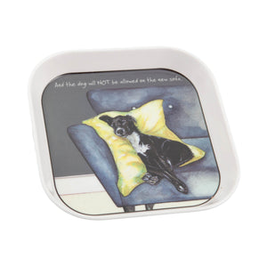 DogKrazyGifts - Sofa Trinket or Mug Tray - Part of the digs & manor range available from Dog Krazy Gifts