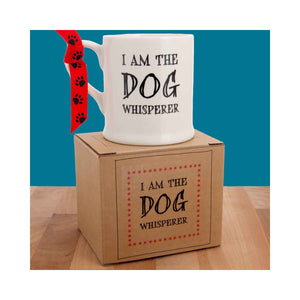 Dog Krazy Gifts - I Am The Dog Whisperer Mug part of the Sweet William range available from DogKrazyGifts.co.uk