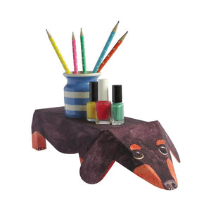 Dog Krazy Gifts - Dachshund Pop Up Pet, part of the range of Dachshund themed gifts available from DogKrazyGifts.co.uk