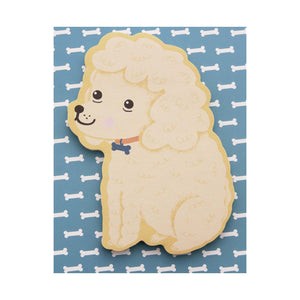 Dog Lover Gifts available at Dog Krazy Gifts – Puppy Dog Playtime Sticky Note Pad available at www.dogkrazygifts.co.uk