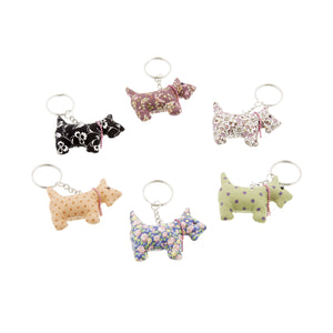 DogKrazy.Gifts –Scottie Dog Keyring –Extremely cute comes in six colourways, and makes a great gift for a Scottie Dog (or Westie) fan. Part of the range of Scottie Dog and Westie  gifts available from Dog Krazy Gifts