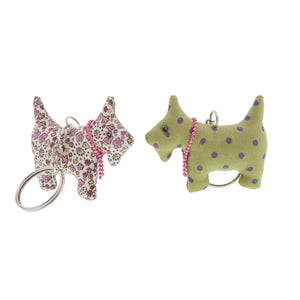 DogKrazy.Gifts –Scottie Dog Keyring – Extremely cute comes in six colourways, and makes a great gift for a Scottie Dog (or Westie ) fan. Part of the range of Scottie Dog and Westie  gifts available from Dog Krazy Gift