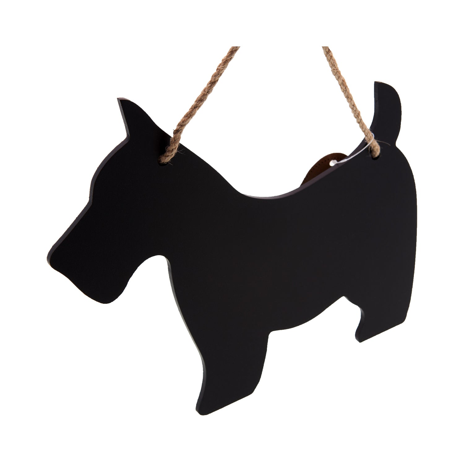 DogKrazy.Gifts –Scottie Dog Chalk Board or Blackboard of a Scottish Highland Terrier perfect in the Kitchen or Children's Bedroom available at Dog Krazy Gifts