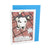 DogKrazy.Gifts – Simon Drew Birthdays Are Good, Humorous card featuring a Collie Dog. Part of the Simon Drew Dog Collection available from Dog Krazy Gifts