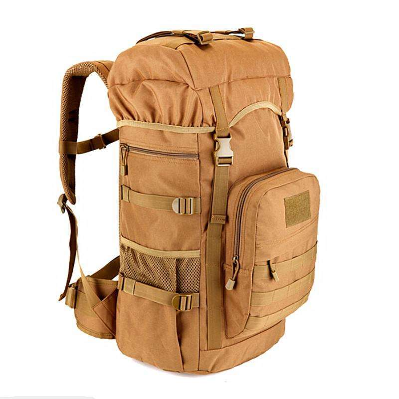 Military Tactical Backpack 50L large Capacity Camping Bag,Continuum Prepper,backpack