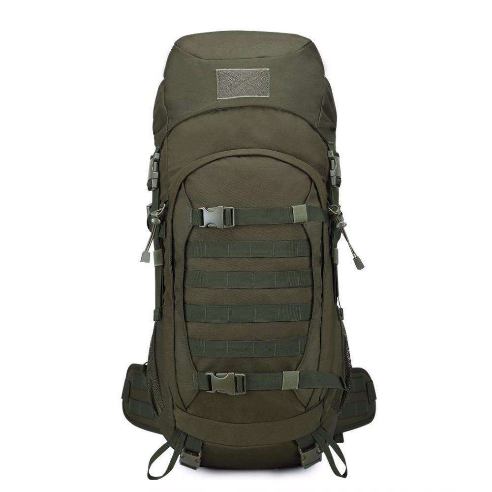 Mountaintop 50L Travel Tactical Backpack Waterproof 600D,Continuum Prepper,backpack