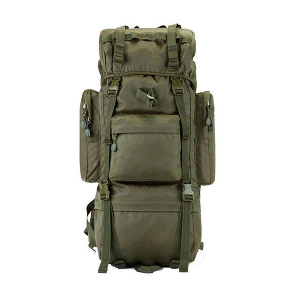 Large-capacity Tactical mountaineering bag 65L,Continuum Prepper,backpack